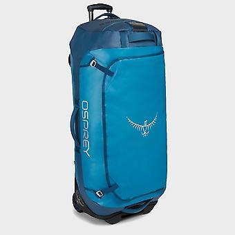 Nuevo Osprey Rolling Transporter 120 Travel Luggage Blue