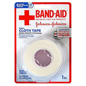 Band-aid cloth tape, small, 1 inch x 10 yards, 1 ea