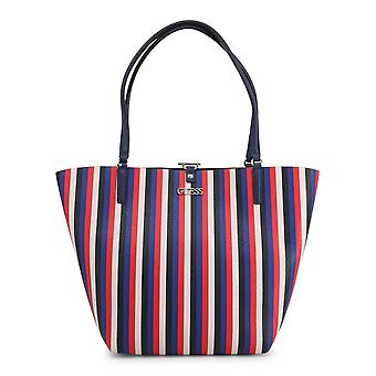 Guess Original Women Spring/Summer Shopping Bag - Blue Color 39354
