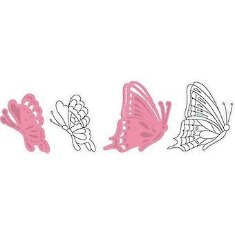 מריאן הקולקטיביתים עיצוב גזירה למות-הזעיר ' s פרפרים 3 COL1319