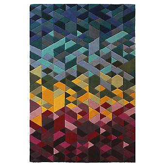 Montego Kingston Rug - Rectangular - Multicolour