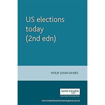 Yhdysvaltain vaalit tänään Philip Daviesin 2.