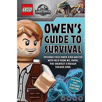 LEGO (R) Jurassic World - Owen's Guide to Survival plus Dinosaur Disas
