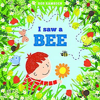 I saw a bee by I saw a bee - 9781912650033 Book