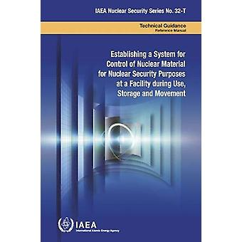 Establishing a System for Control of Nuclear Material for Nuclear Sec