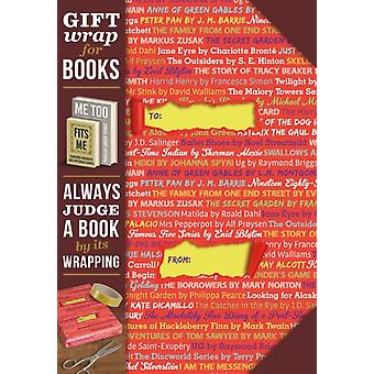 Gift Wrap for Books Not to be Missed