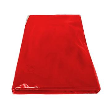 Matching Bedroom Sets Futon Mattress COVER ONLY, Double 2 Seater in Red. Available in 11 Colours