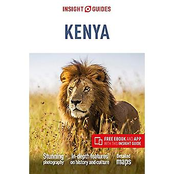 Insight Guides Kenya (Travel Guide with Free eBook) by APA Publicatio