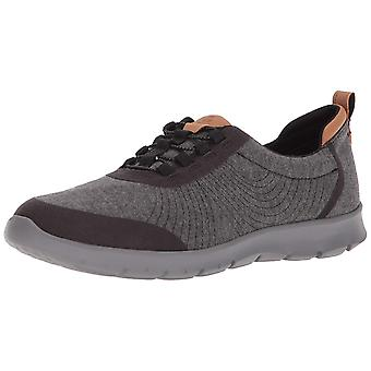 Clarks Womens Step Allenabay Fabric Low Top Bungee Running Sneaker