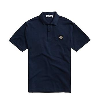 Polo shirt in katoen, Stone Island