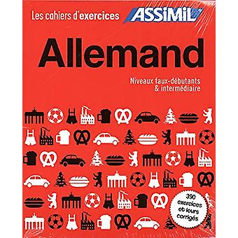 Coffret Cahiers d'exercices ALLEMAND by Bettina Schodel - 97827005085