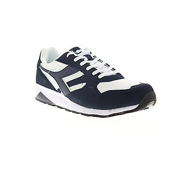 Diadora N902 S Mens Blue Mesh Lace Up Low Top Sneakers Shoes