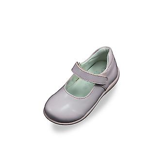 Primigi baby pink patent mary-jane shoes