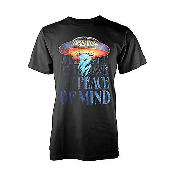 Boston Peace Of Mind Official Tee T-Shirt Unisex