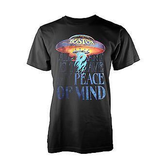 Boston Frieden des Geistes offiziellen T-Shirt T-Shirt Unisex