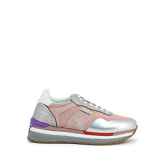 U.S. Polo Assn. - Shoes - Sneakers - CHER4195S0_SY1_PINK-SIL - Ladies - pink,silver - EU 38