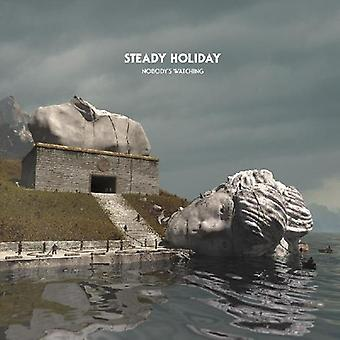 Steady Holiday - Nobody's Watching [CD] USA import