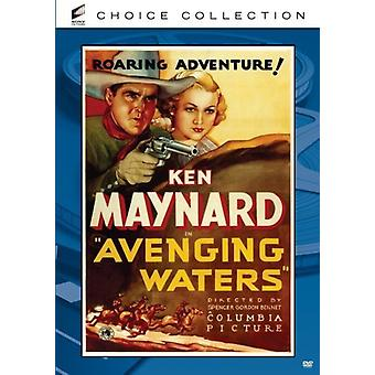 Avenging Waters (1936) [DVD] USA import