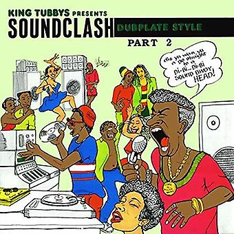 King Tubby - King Tubbys Presents: Soundclash Dubplate Style Pt 2 [CD] USA import