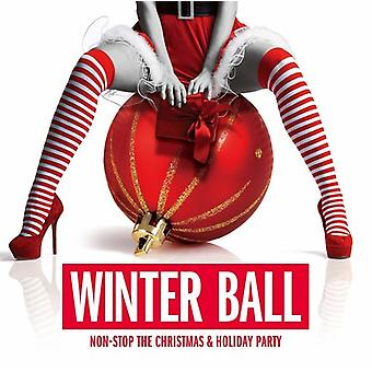 Diverse Artist - Winter Ball: Non-Stop the Christmas [CD] USA import