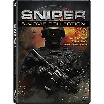 Sniper / Sniper 2 / Sniper 3 / Sniper: Reloaded importazione USA [DVD]