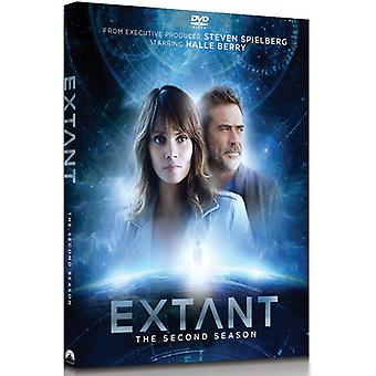 Extant: The Second Season [DVD] USA import