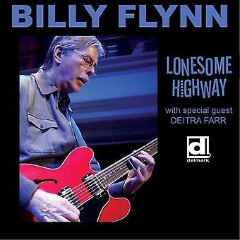 Billy Flynn-Lonesome Highway [CD] EUA importação