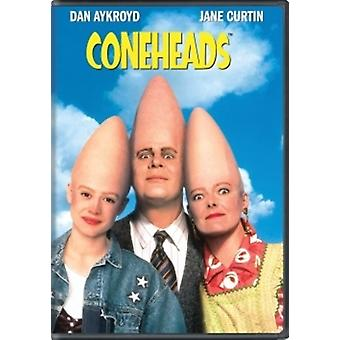 Coneheads [DVD] USA import