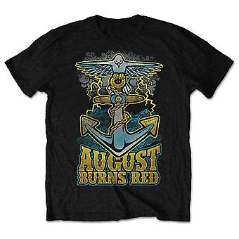 August Burns Red Dove Anchor Official Tee T-Shirt Mens Unisex