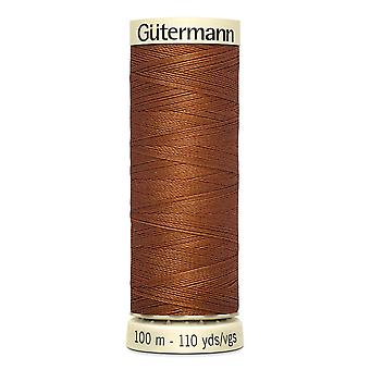 Gutermann Sew-all 100% Polyester Thread 100m Hand and Machine Colour Code  - 649