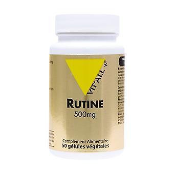 Rutin 500 mg 50 capsules of 500mg
