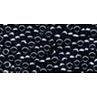 Mill Hill Glass Seed Beads 4.54g-Jet