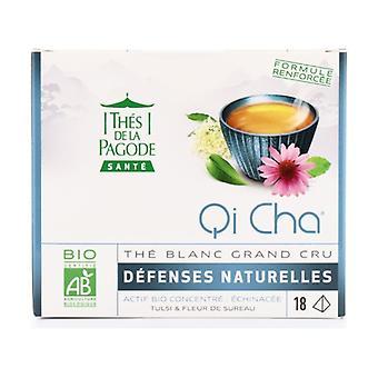 Qi Cha Grand Cru white tea Natural defenses 120 g