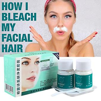 Hair Bleaching Cream Lighten Dark Hair - Eye Brow Cream