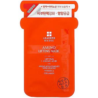 Leaders, Mediu, Amino Lifting Mask, 1 Sheet, 25 ml