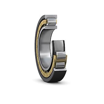 SKF NUP 307 ECP Single Row Cylindrical Roller Bearing 35x80x21mm