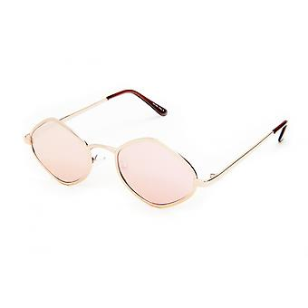 Sunglasses Unisex Cat.3 Pink Lens (19-100)