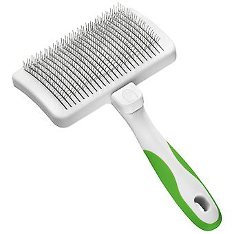 Andis Self Cleaning Slicker Brush For Dogs
