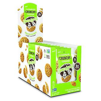 Lenny & Larry's The Complete Crunchy Cookies Toasted coconut 12 x 35 gr