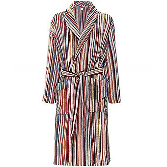 PS by Paul Smith Cotton Towelling Signature Stripe Robe