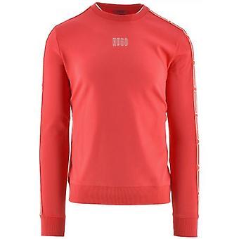 HUGO Open Pink (Rood) Doby 203 Sweatshirt