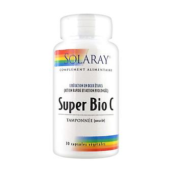 Super Bio C - Stamped 30 capsules (500mg)