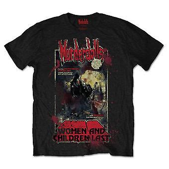 Murderdolls 80S Horror Plakat Official T-Shirt Unisex