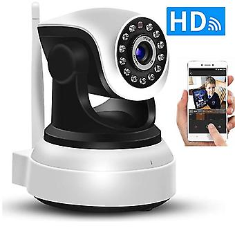 Wifi Ip-security-camera 720p Hd Video Home-security Surveillance 360 Night-vision Two-way Audio Motion-detection Camera Indoor