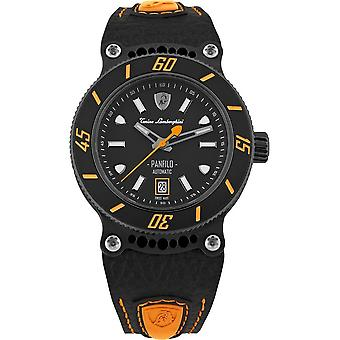 Tonino Lamborghini - Wristwatch - Men - PANFILO - orange - TLF-T03-3