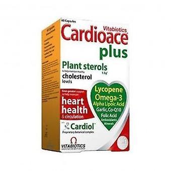 Vitabiotics - Cardioace Plus 60 kapseli