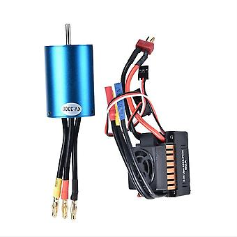 Weili 1/18 A959 A979 A969 Upgrade Metal Accessories 540 Brushless Motor