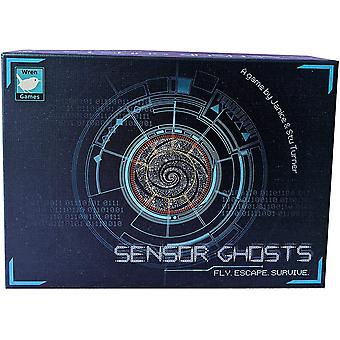 Sensor Ghosts A Moving Maze Puzzle Card Game