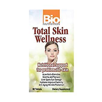 Bio Nutrition Inc Total Skin Wellness, 60 välilehteä