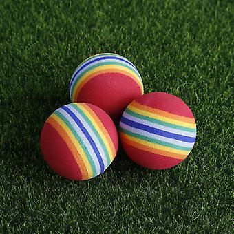Pehmeä ja turvallinen, Golf training pallot sisätiloissa, ulkona, harjoitella harjoittelu apuvälineitä